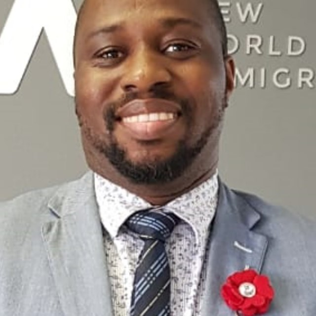 New World Immigration Team - Ismail Adesina