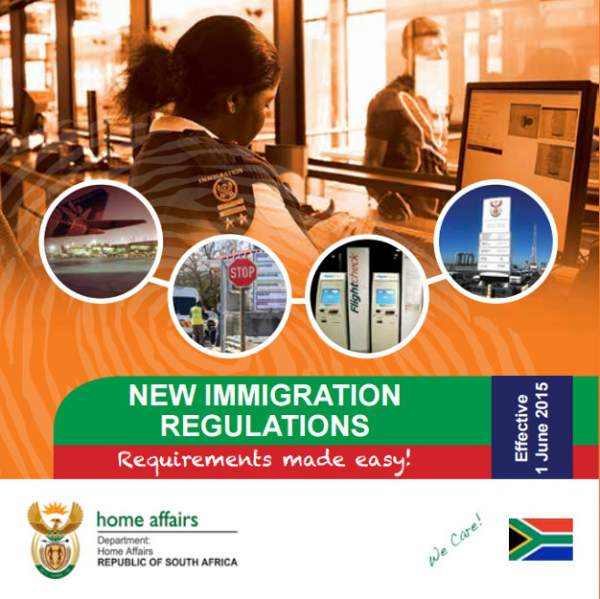 South African Requirements For Minors Travelling Internationally